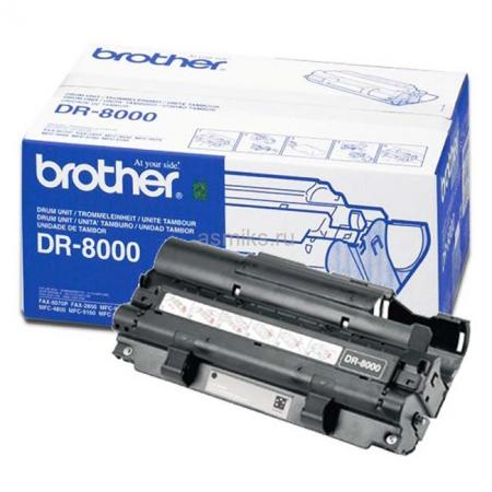 Восстановление картриджа Brother DR-8000