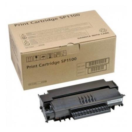 Заправка картриджа SP1100HS с установкой смарт-карты
