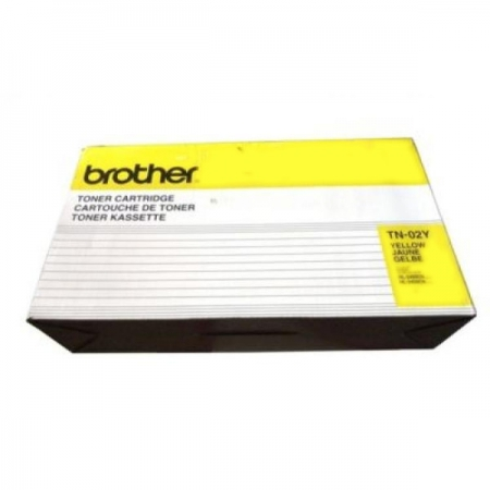 Заправка картриджа Brother TN-02Y для Brother HL 3400 / 3450