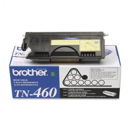 Заправка картриджа Brother TN-460