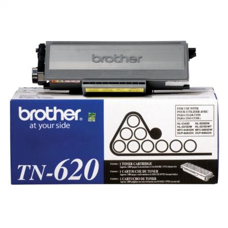 Заправка картриджа Brother TN-620 для Brother DCP 8080DN