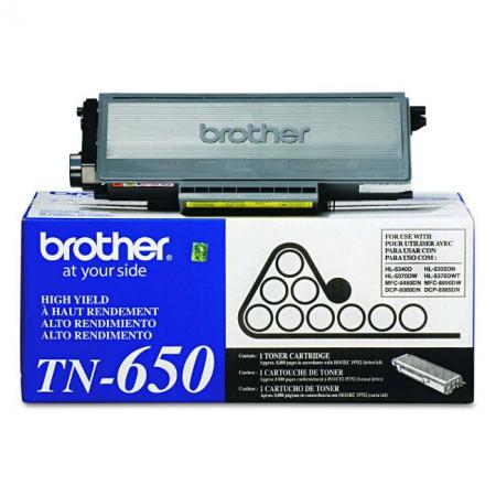 Заправка картриджа Brother TN-650 для DCP 8080DN