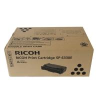 Заправка картриджа Ricoh SP 6330E с заменой чипа для Ricoh Aficio SP6330
