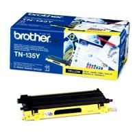 Заправка картриджа Brother TN-135Y для HL 4040C / 4050C / 4070 MFC 9440C / 9840C DCP 9040C / 9042C / 9045C