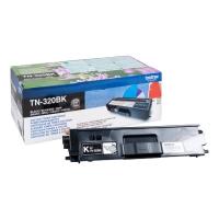Заправка картриджа Brother TN-320BK для HL 4140C / 4150C / 4570C MFC 9460C / 9465C / 9970C DCP 9055CDN / 9270C