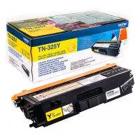 Заправка картриджа Brother TN-325Y для HL 4140C / 4150C / 4570C MFC 9460C / 9465C / 9970C DCP 9055CDN / 9270C
