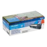 Заправка картриджа Brother TN-328C для HL 4570C MFC 9970C DCP 9270C